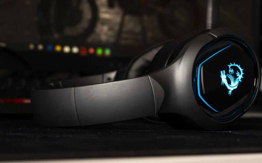 Das MSI Immerse GH50 Gaming Headset im Test