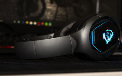 Das MSI Immerse GH50 Gaming Headset im Test